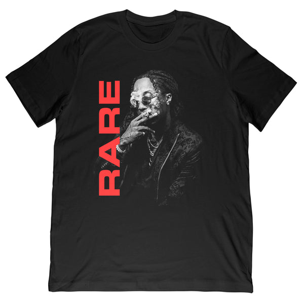 Rare Portrait Tee + Digital Album