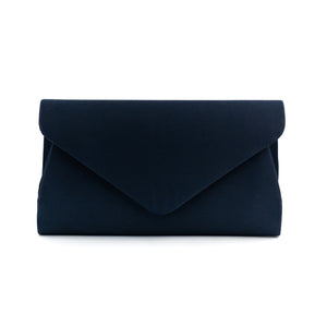 Bolsa de mano rectangular navy - Laila's Dress