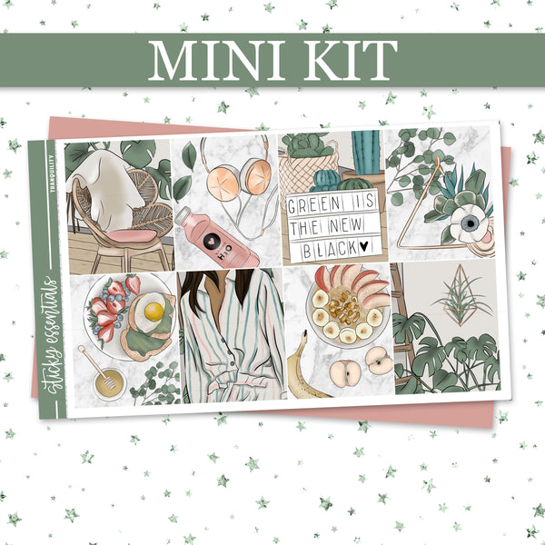 Tranquility // Mini Kit