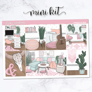 Comforts of Home // Mini Kit