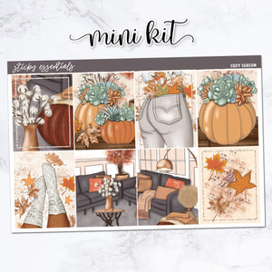 Cozy Season // Mini Kit