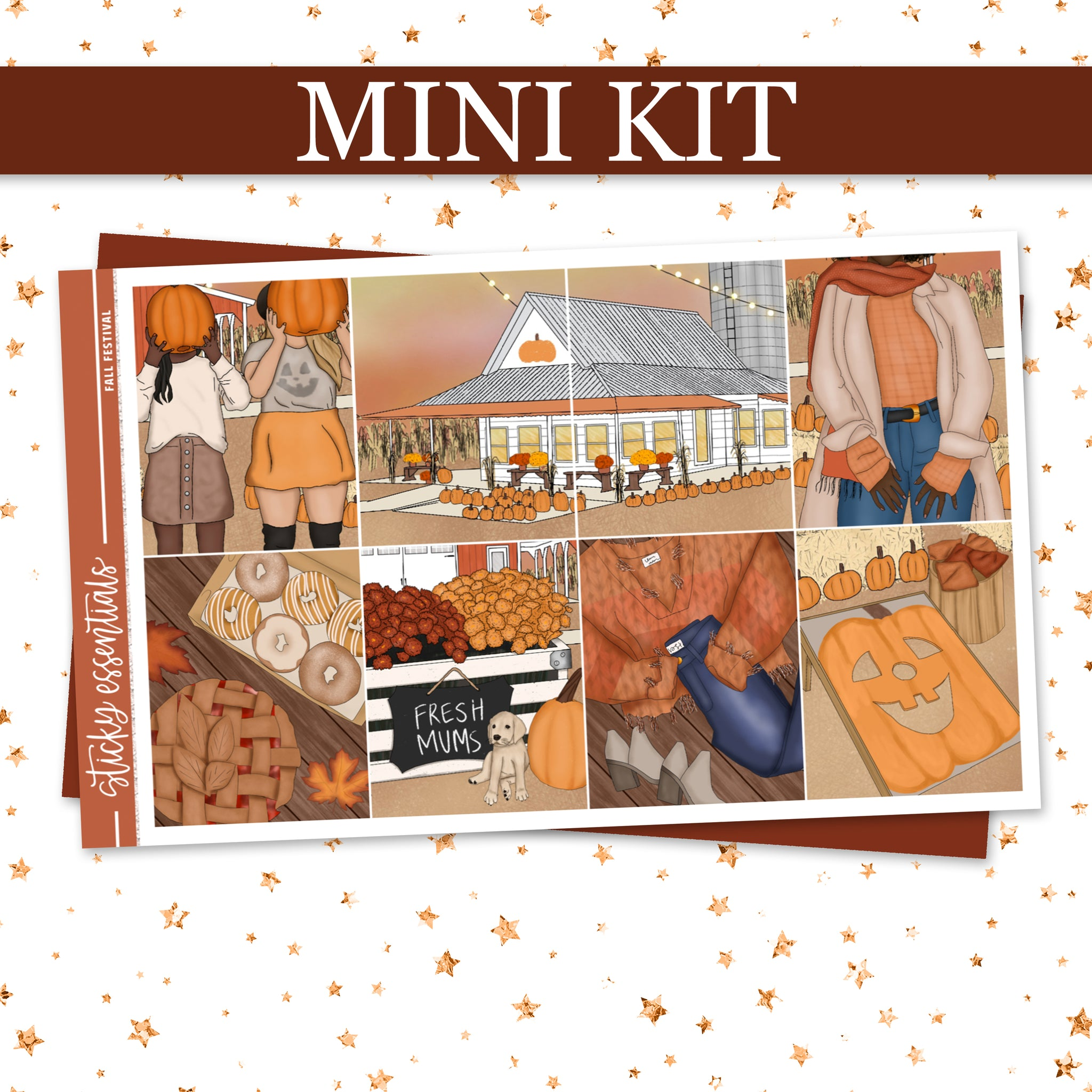 Fall Festival // Mini Kit