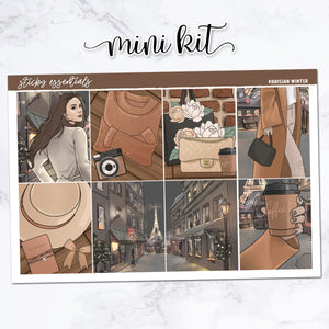 Parisian Winter // Mini Kit