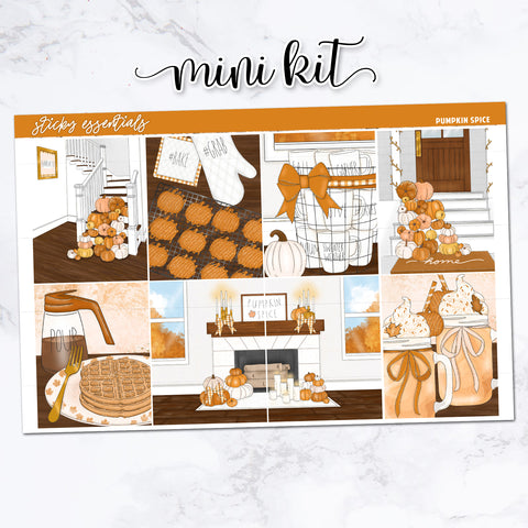 Pumpkin Spice // Mini Kit