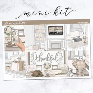 Thanksgiving // Mini Kit