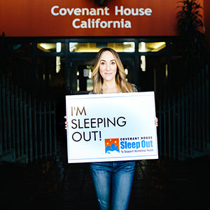 Podcast: The Covenant House California Sleep Out