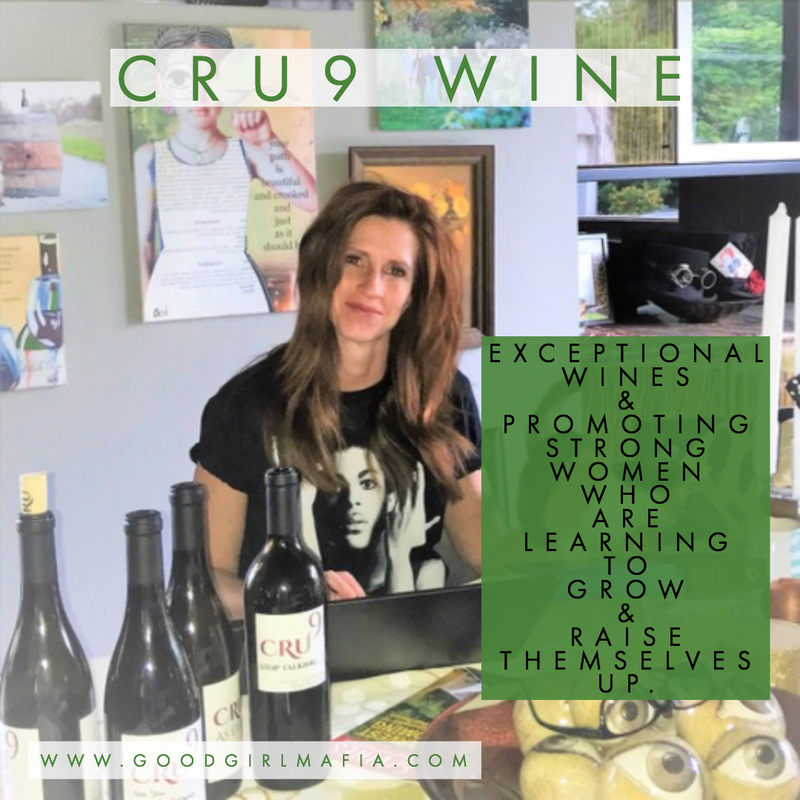 Good Girl Mafia Holiday Gift Guide Pick: Cru9 Wines