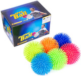Premium Quality Large & Thick Puffer Balls for Kids (Case of 192 Balls-16 Packs)