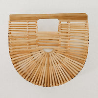 Casiana Bamboo Ark Bag