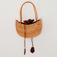 The Viking Rattan Handbag