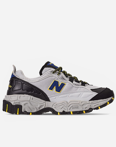 New Balance 801 Casual  Grey/Yellow