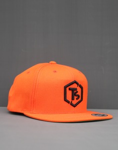 Gorra Snapback Ts Orange