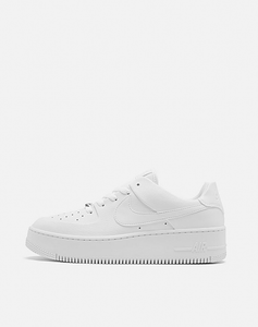Nike Air Force 1 Sage XX Low white