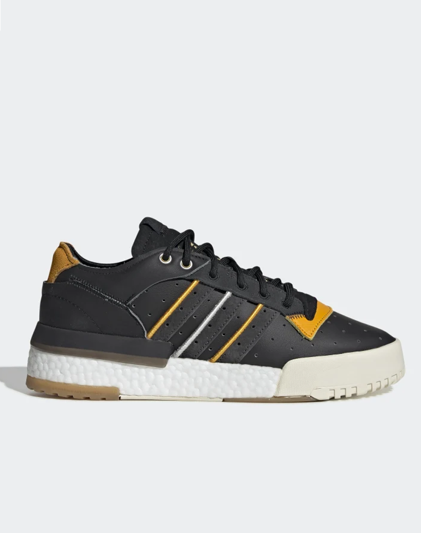 Adidas Rivalry RM Low Core Black