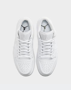 Air Jordan Retro 1 Low white