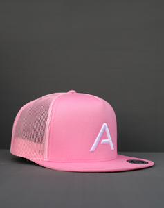 Gorra Trucker Basic Pink
