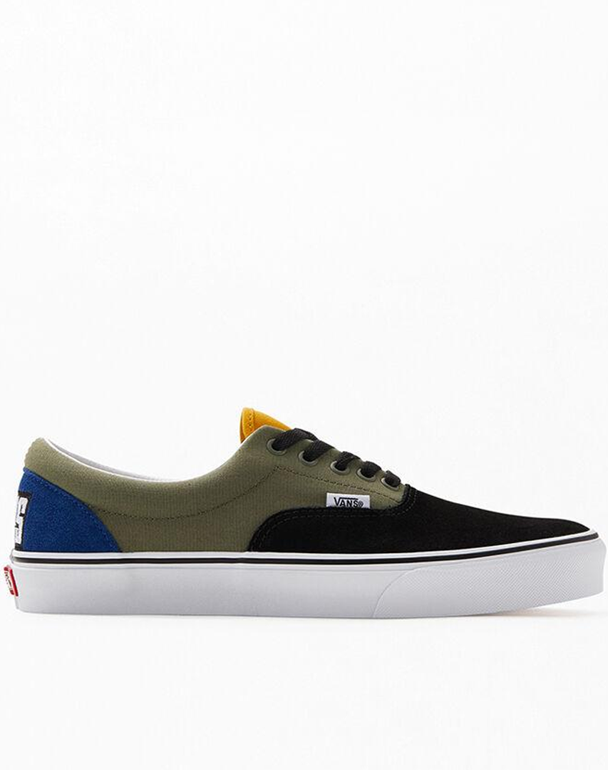 Vans Era Rally Black, Green