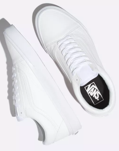 Vans old skool Classic tumble Leather Girl