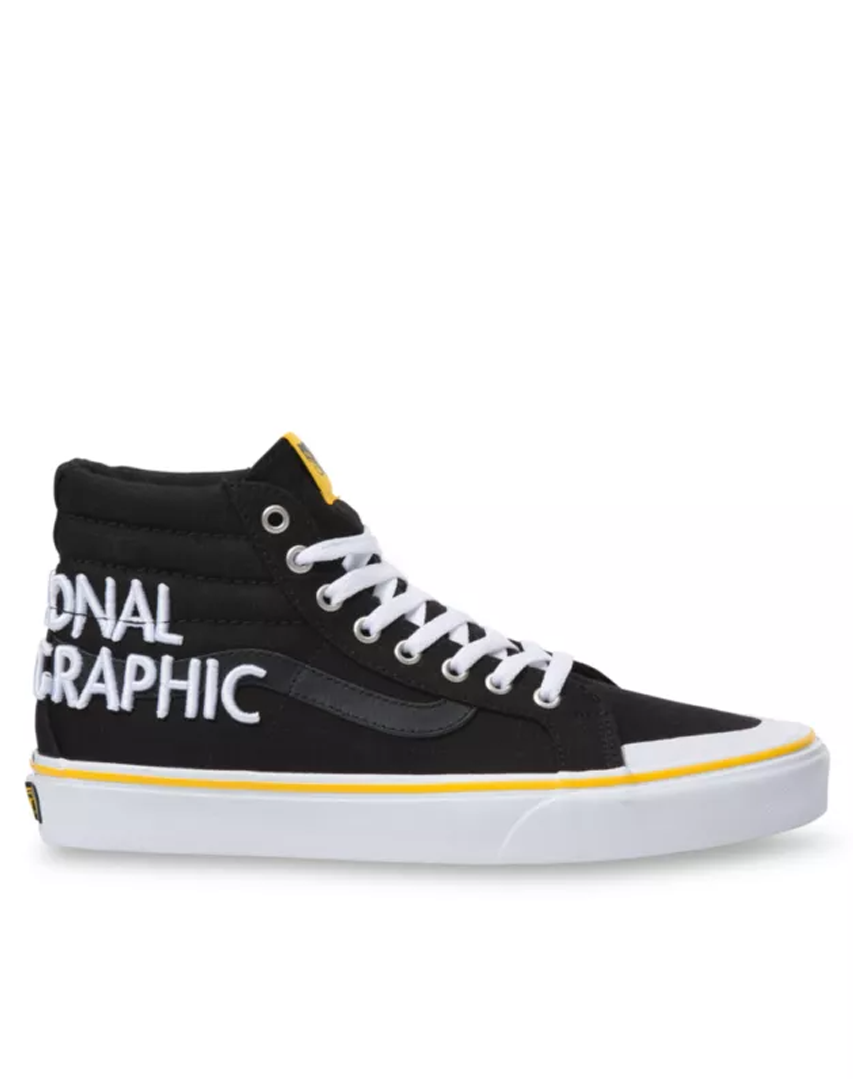 Vans X National Geographic Sk8-Hi