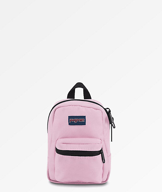 JanSport Right Pouch Pink Mini