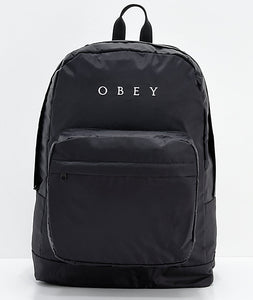 Obey Dropout Black