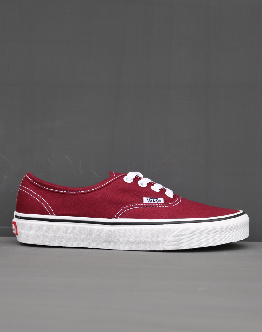Vans Authentic Burgund