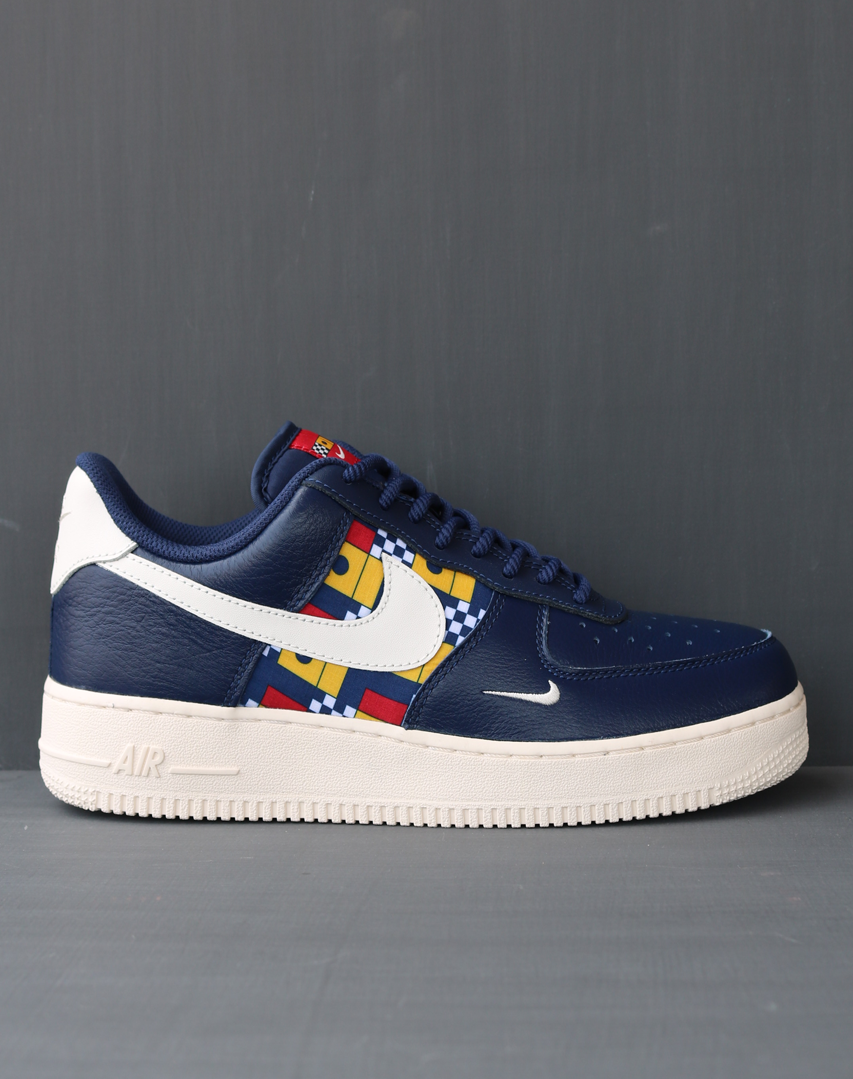Nike Sb Air Force 1 Nautica