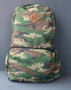 Empyre Smith Camo Backpack