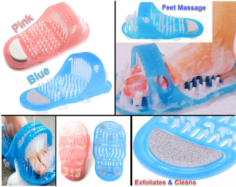 Sandal Remove Dead Skin Scrub Shoes Shower Feet Massage
