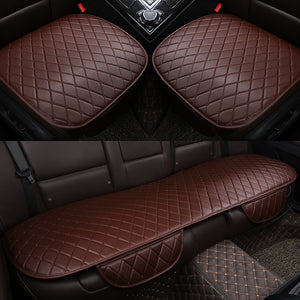 Universal Car Seat Cover Cushion Front Rear Backseat Seat Cover Auto Chair Seat Protector Mat Pad Interior Accessories