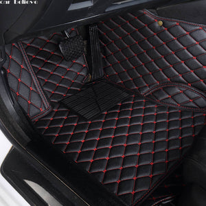 Car Mats For jaguar xf xj F PACE XJL F TYPE XK XFL XEL