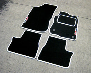 Peugeot 208 (2012-Present) Tailored Logo Car Mats + GT Line Logos