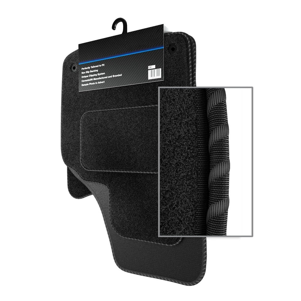 Seat Altea XL (Oval Clip) (2007-present) Custom Carpet Car Mats