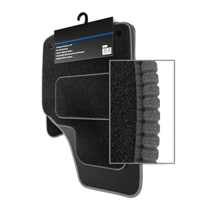 Volvo V70 Manual (2008-present) Custom Carpet Car Mats