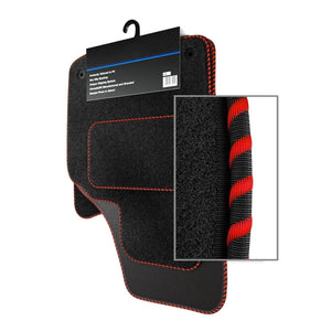 Seat Altea (Oval Clip) (2004-2008) Custom Carpet Car Mats