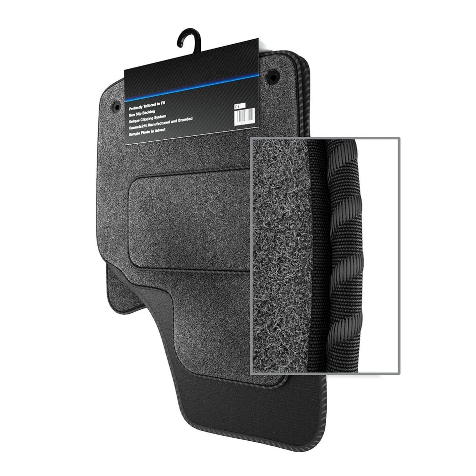 Volvo XC90 6 Seater (2002-2014) Custom Carpet Car Mats