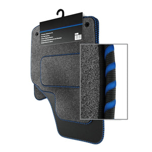 Volkswagen Touareg (Oval Clip) (2002-2009) Custom Carpet Car Mats