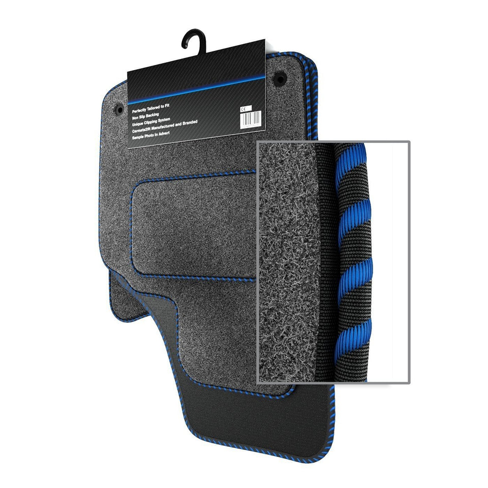 Citroen C1 (2005-2010) Custom Carpet Car Mats