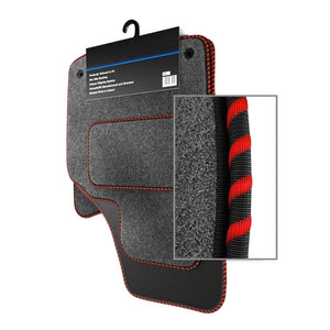 Honda Jazz Manual (2015-present) Custom Carpet Car Mats