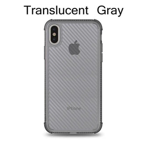 Protective Carbon Fiber iPhone Case