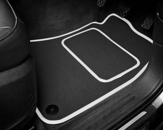 Mercedes-Benz CLS Shooting Brake (2012-2018) Tailored Logo Car Mats + AMG Logos