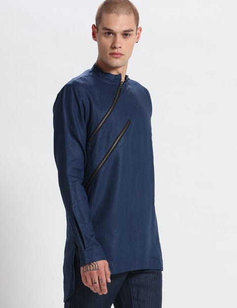 Vent - Kurta-Mens Kurta-SON OF A NOBEL SNOB-6degree.store