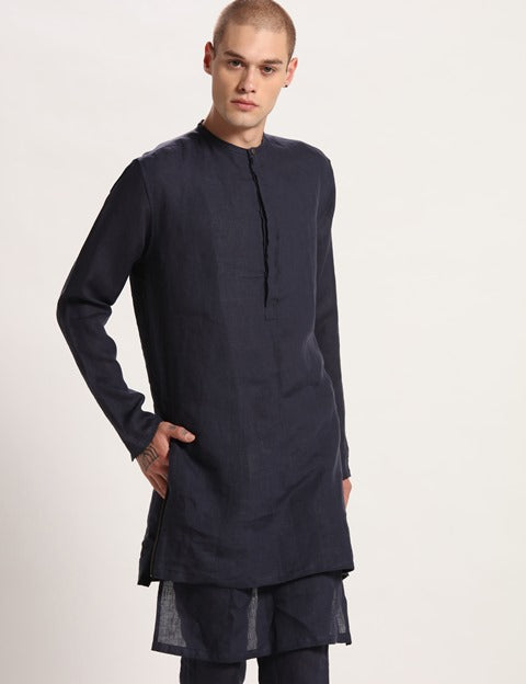 Jacob - Kurta-Mens Kurta-SON OF A NOBEL SNOB-6degree.store