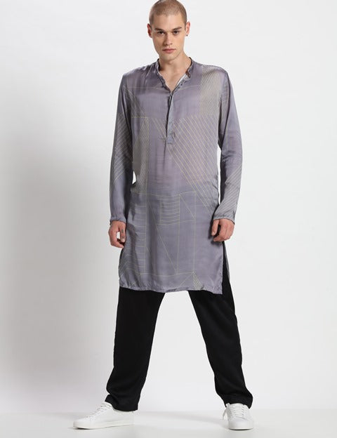 Borris Kurta Set-Mens Kurta-SON OF A NOBEL SNOB-6degree.store