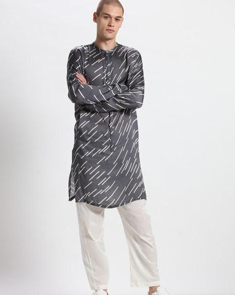 Lumin Kurta Set-Mens Kurta-SON OF A NOBEL SNOB-6degree.store