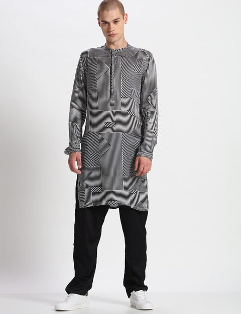 Bristol Kurta Set-Mens Kurta Set-SON OF A NOBEL SNOB-6degree.store