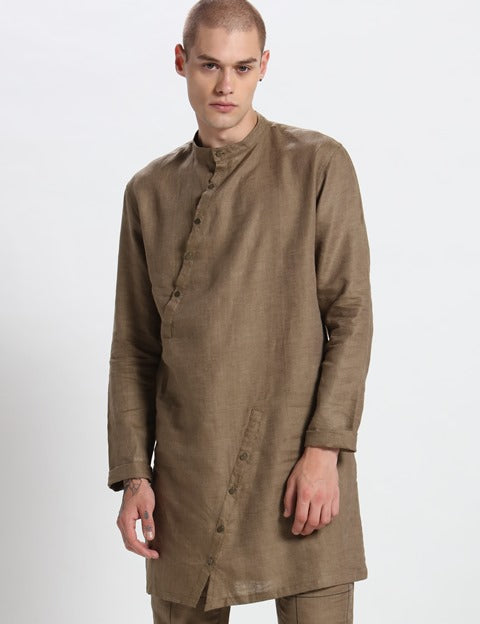 Zeus - Kurta-Mens Kurta-SON OF A NOBEL SNOB-6degree.store
