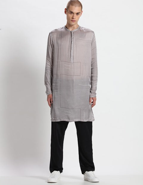 Bristol Kurta Set-Mens Kurta-SON OF A NOBEL SNOB-6degree.store