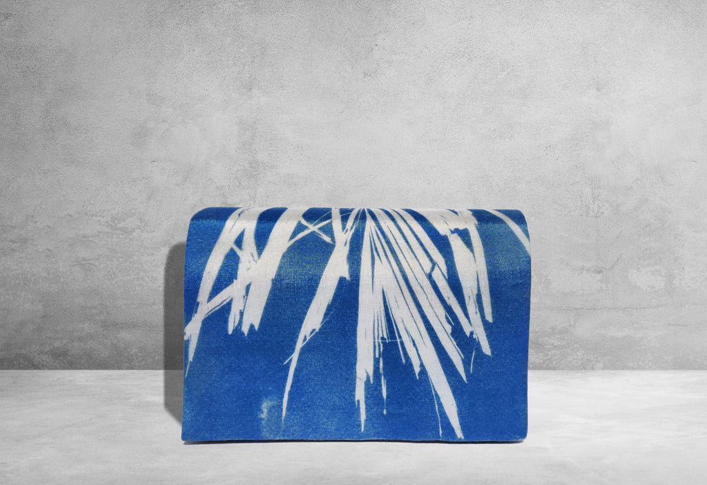 Arica Palm Bag-Accessories-THE COBALT COMPANY-6degree.store