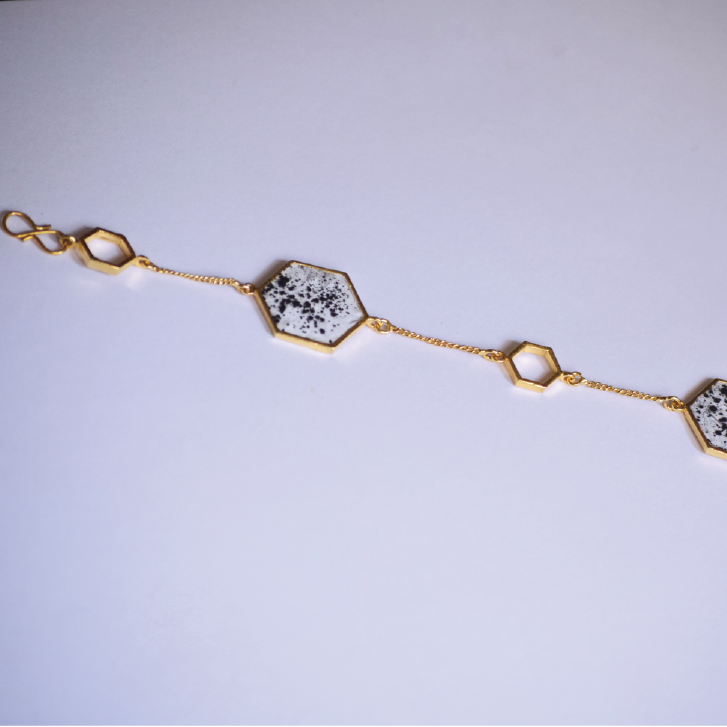 Benzo Chain Bracelet-Accessories-THE ORBIT-6degree.store